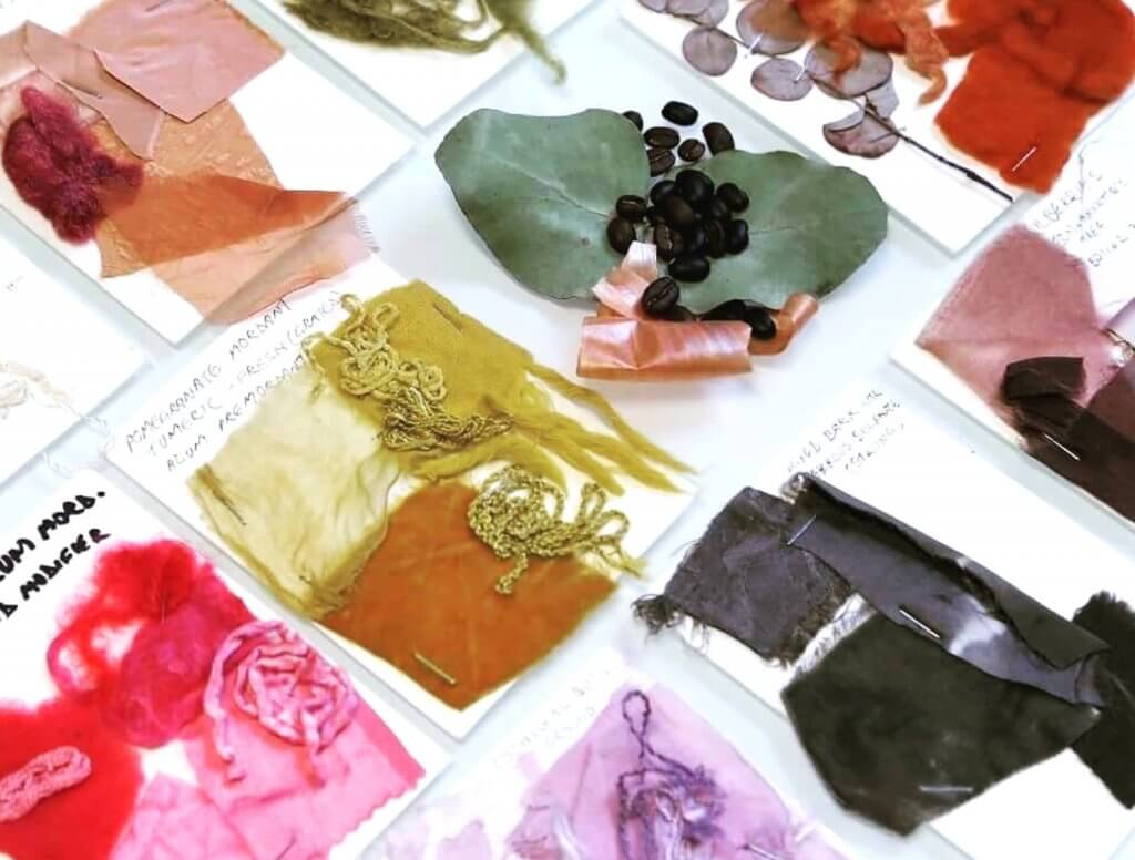 NATURAL DYE WORKSHOP