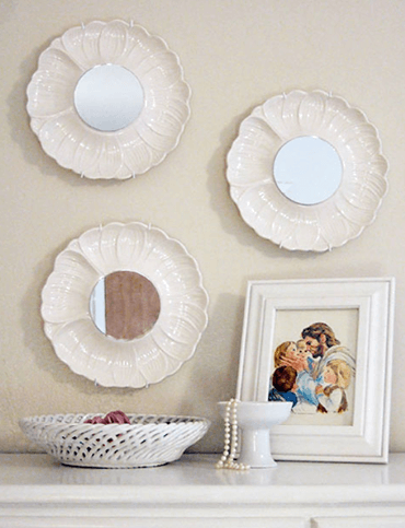 Upcycled Dishes