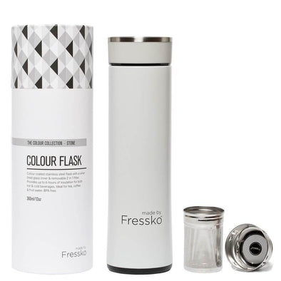 Fressko Stone Flask 360ml - Upcycle Studio