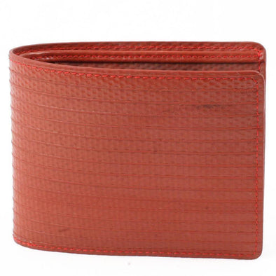 Billfold Wallet Red