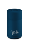 Frank Green Reusable Cup - Sailor Blue - Upcycle Studio