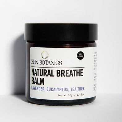 Zen Botanics Natural Breathe & Chest Balm