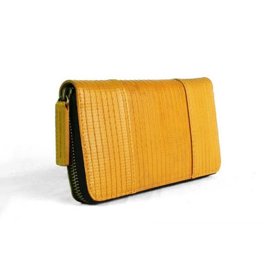 Ladies Firehose Purse - Yellow