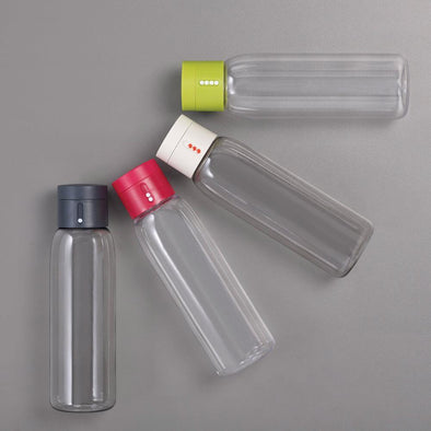 Joseph Joseph Dot Hydration-Tracking Water Bottle - Upcycle Studio