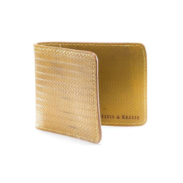 Elvis & Kresse Fire Hose Double Card Holder - Upcycle Studio