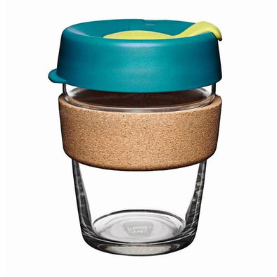 KeepCup Cork 12oz Turbine - Upcycle Studio