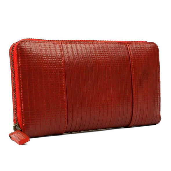 Ladies Firehose Purse - Red
