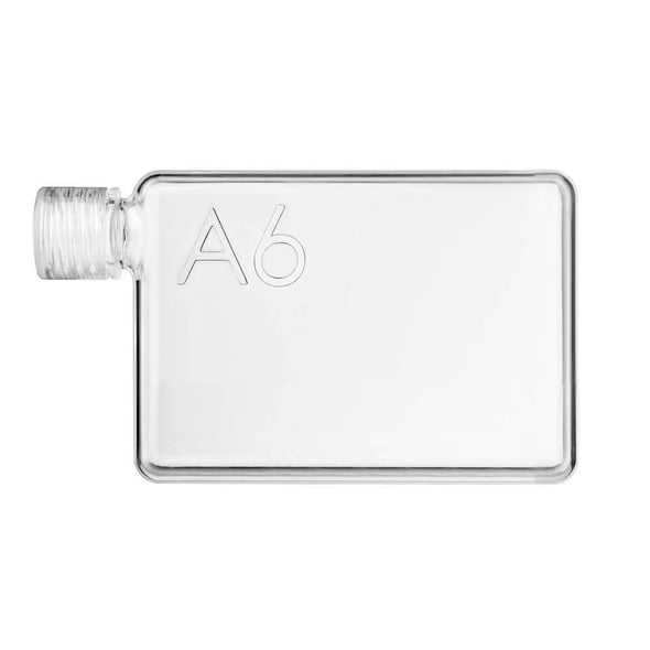 Memobottle A6 Water Bottle 375ml - Upcycle Studio
