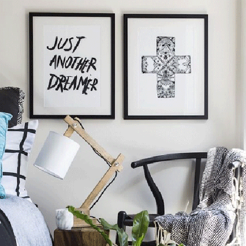 Rachel Kennedy A3 Print - Just Another Dreamer - Upcycle Studio