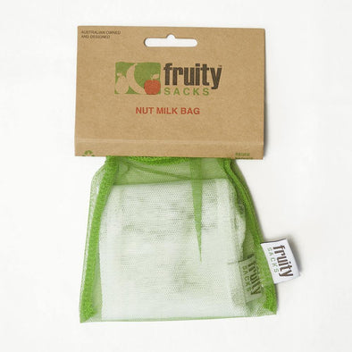 Fruity Sacks Nut Milk Bag - Upcycle Studio