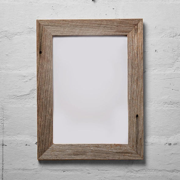Slim Mulbury Grey Reclaimed Timber Photo Frames | Slim picture frames | Slim Photo Frames | Thin Photo Frames | Thin picture frames | Frames | Photo | Presents | Photo Frames | Picture frames | Australian Made Frames | Gifts | Australian made | Accepts Bitcoin | Accepts Crypto currency | Upcycle Studio