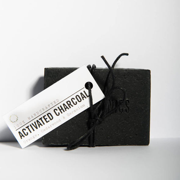 Zen Botanics Activated Charcoal Handmade Soap