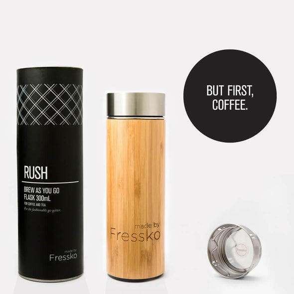 Fressko Rush Flask 300ml - Upcycle Studio