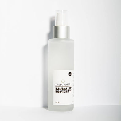 Zen Botanics Bulgarian Rose Hydration Mist - Upcycle Studio