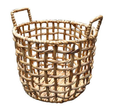 Water-Hyacinth Baskets - Upcycle Studio