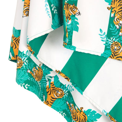 Dock & Bay | Beach Towel Jungle Collection L 100% Recycled - Upcycle Studio