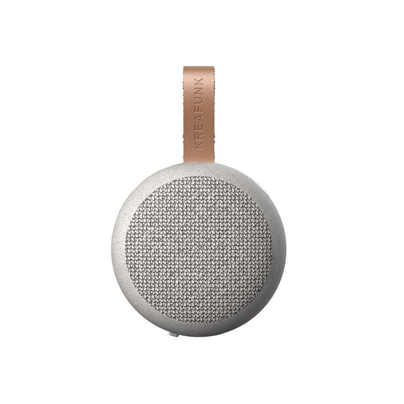 Care Series Ago Bluetooth Speaker Kreafunk - Upcycle Studio