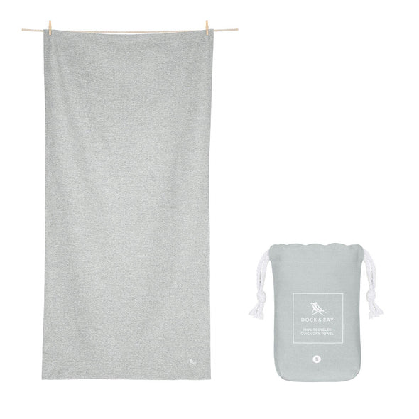 Dock & Bay Fitness Towel Essential Collection 30% Recycled - Upcycle Studio