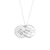ARTICLE22 SEED OF LIFE Necklace 1.9cm Sterling Silver with Diamond | Jewellery | necklaces | Australian Jewellery | Jewellery Store | Jewellery shops | Online Jewellery | Gifts | Presents | Xmas Presents | Birthday Present | Wedding Gift | silver chain | Upcycle Studio