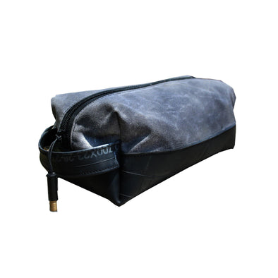 Alchemy Goods Elliot Dopp Travel Kit Waxed Canvas - Upcycle Studio