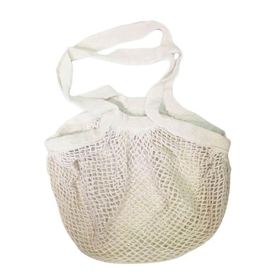 Green Essentials Certified Organic Shopping Tote - Large Mesh