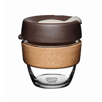 KeepCup Cork 8oz Almond