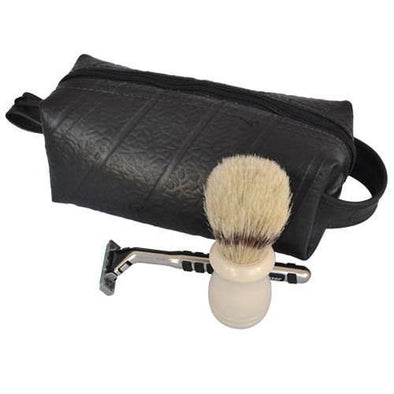 Alchemy Goods Mini Elliot Dopp Travel Kit Coal - Upcycle Studio