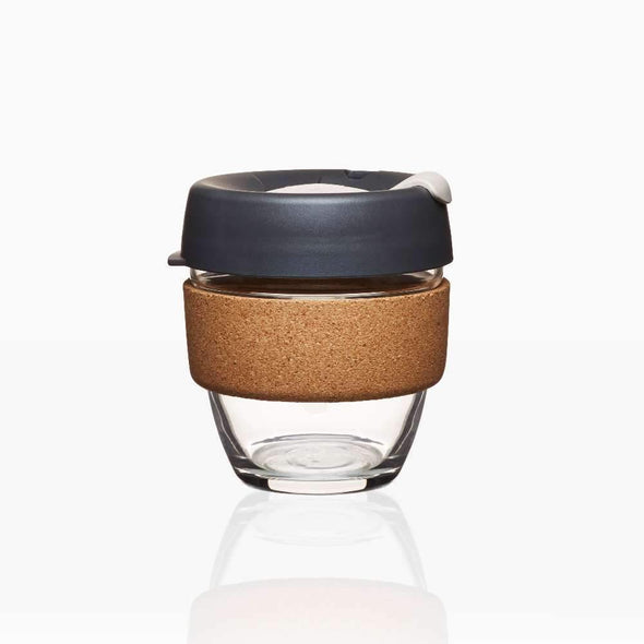 KeepCup Cork 8oz Press - Upcycle Studio