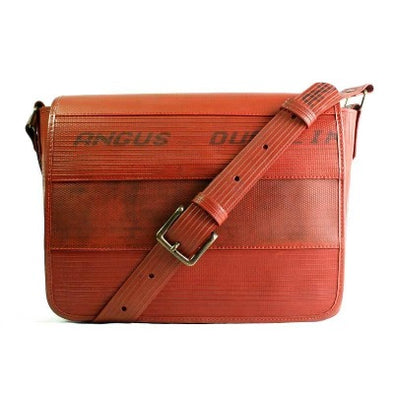 Elvis & Kresse Fire Hose Messenger Bag - Upcycle Studio