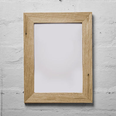 Mulbury Natural Timber Photo Frames - Upcycle Studio