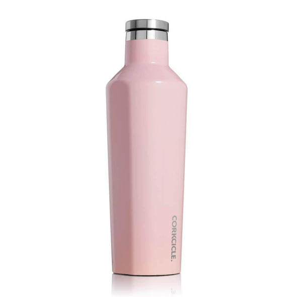 Corkcicle Canteen Water Bottle Pink 16oz (473ml) - Upcycle Studio