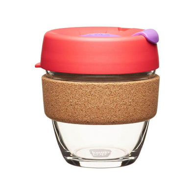 KeepCup Cork 8oz Sumac - Upcycle Studio