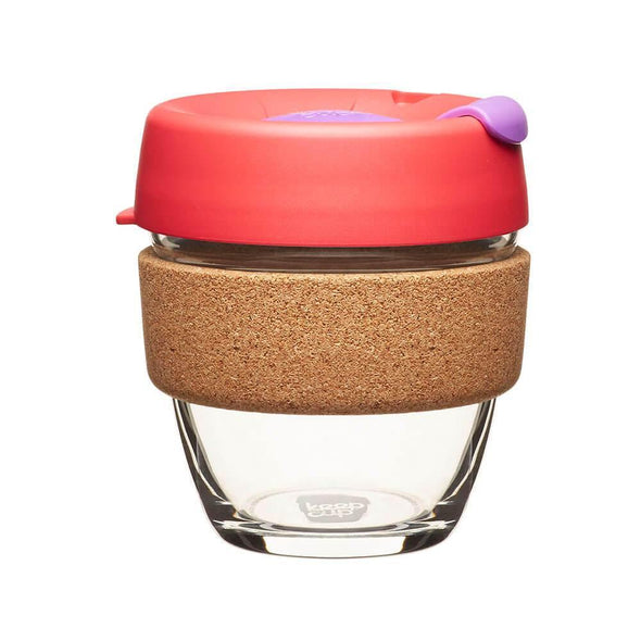 KeepCup Cork 8oz Sumac