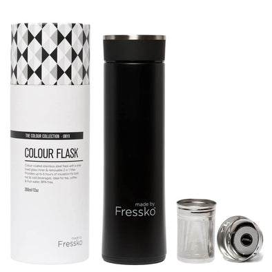 Fressko Onyx Flask 360ml - Upcycle Studio