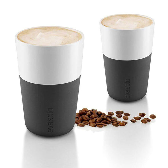Eva Solo Reusable Cup Latte Tumblers 2-Pack - Upcycle Studio