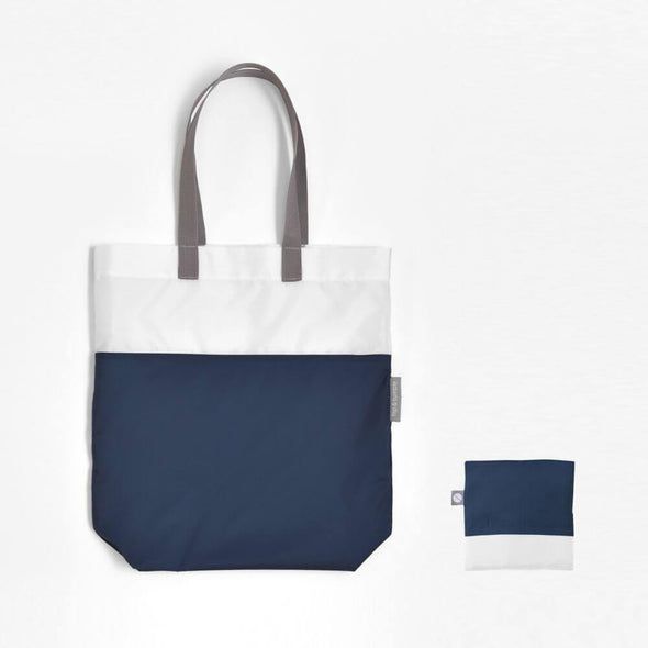 Flip & Tumble Reusable Shopping Tote - Upcycle Studio