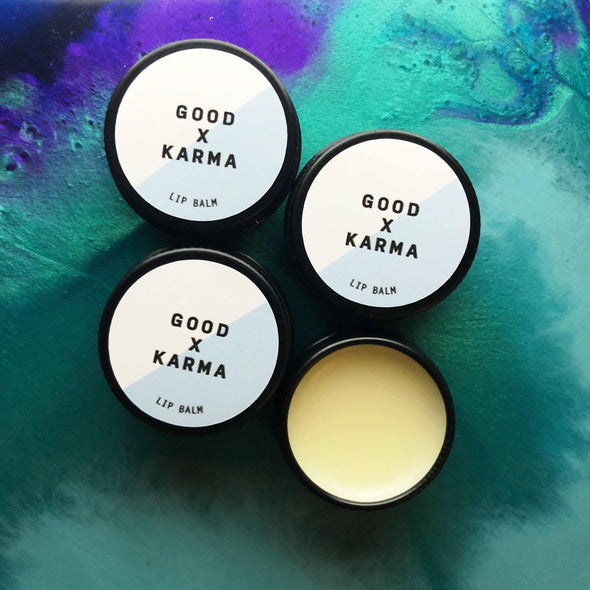 GOOD X KARMA | Lip Balm | Life House | Upcycle Studio | Hand Made Lip Balm | Australian made Lip balm | surfebruary | Chris O'Brien Lifehouse