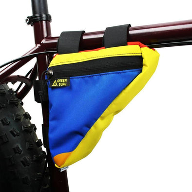 Green Guru Gripster Triangle Frame Bike Bag