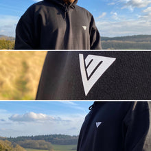 Load image into Gallery viewer, Virtual Modifications VM Hoodie Black - Virtual Modifications