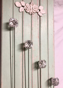 Mint Melody Jewelry Organizer
