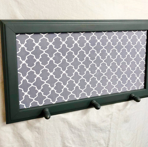 Clovis Patterned Organizer