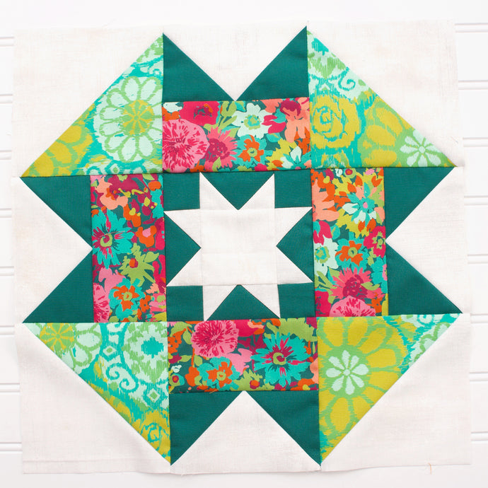 Block #3 and Block #4: Whatchamacallit Quilt