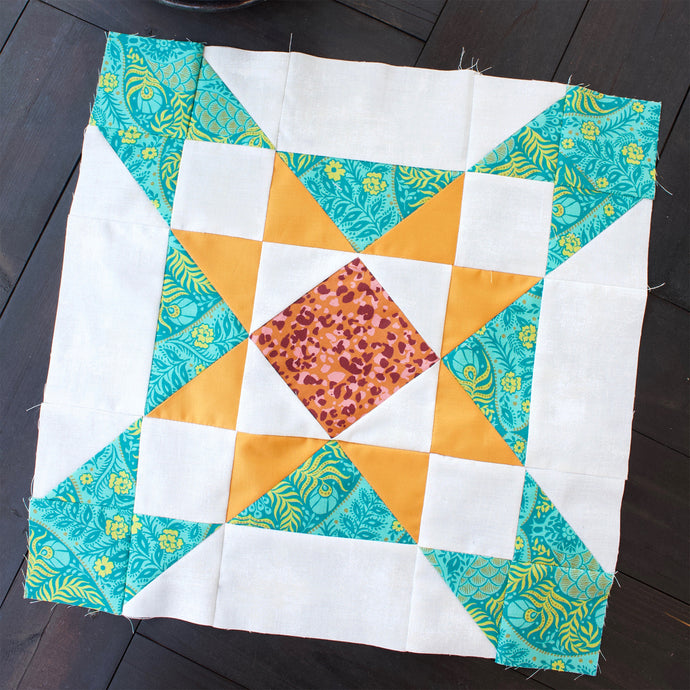 Whatchamacallit Sampler Quilt