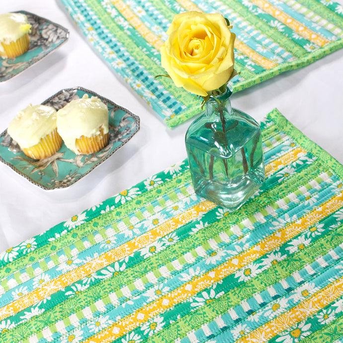 Jelly Roll Placemats