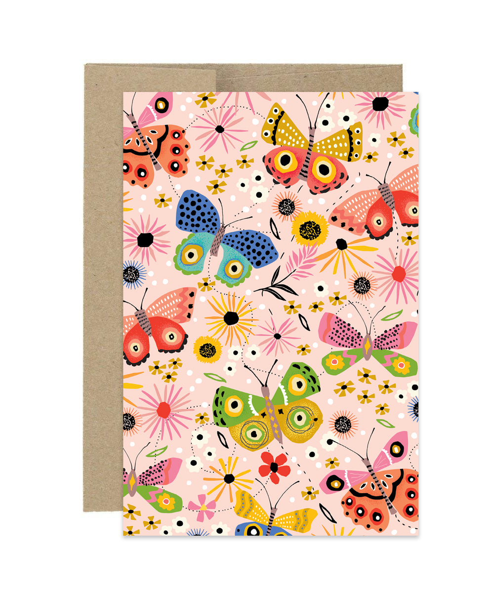 Flutter Notecard Set