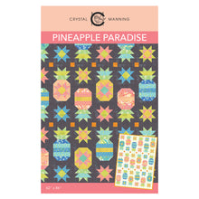 Load image into Gallery viewer, Pineapple Paradise PDF Pattern