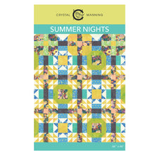 Load image into Gallery viewer, Summer Nights PDF Pattern