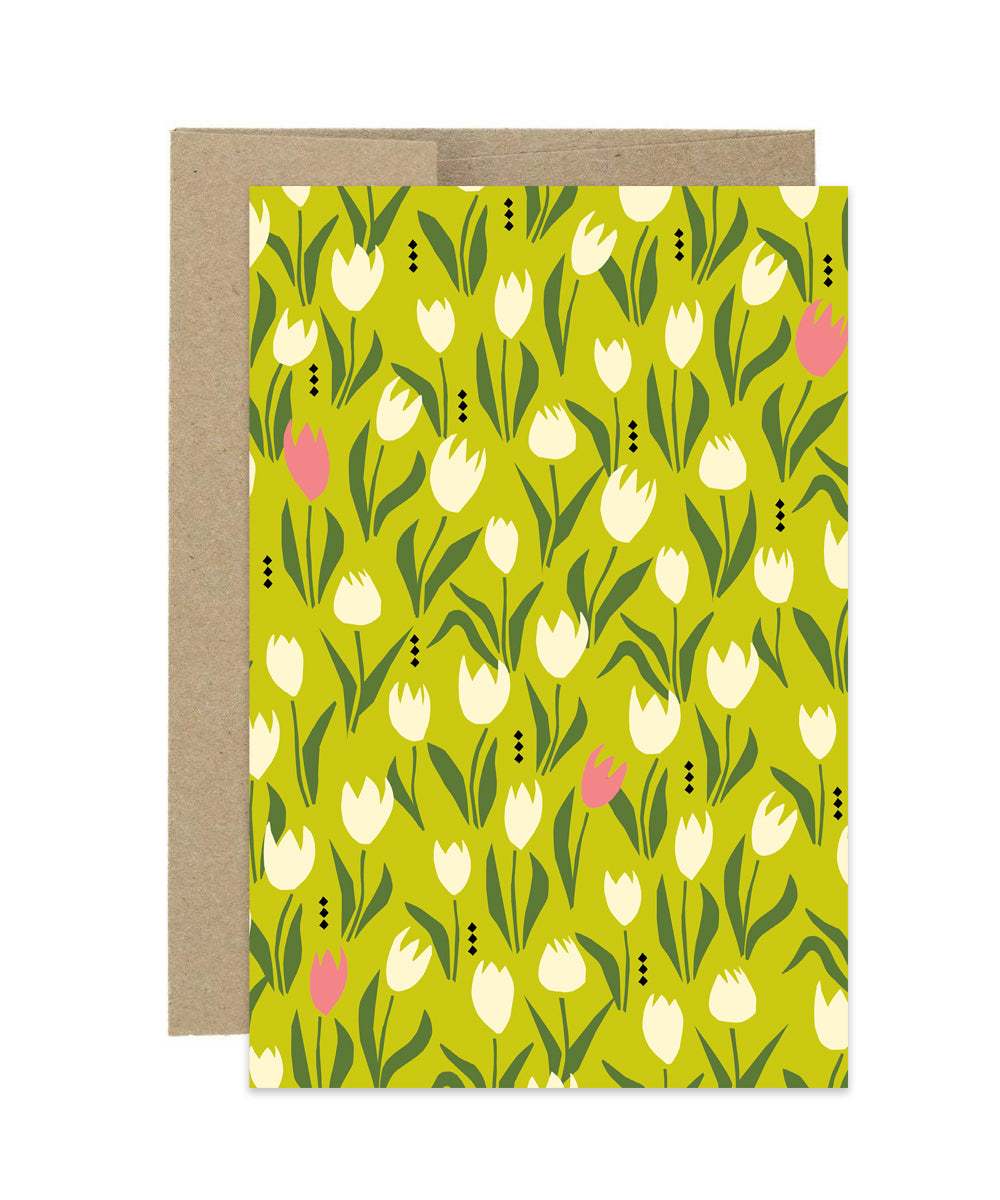 Tulips Notecard Set