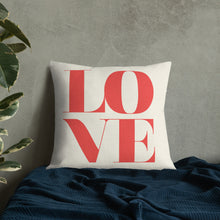 Load image into Gallery viewer, Love Pillow