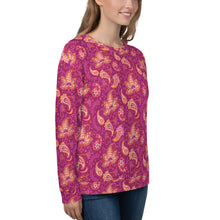 Load image into Gallery viewer, Pretty In Paisley Sweatshirt
